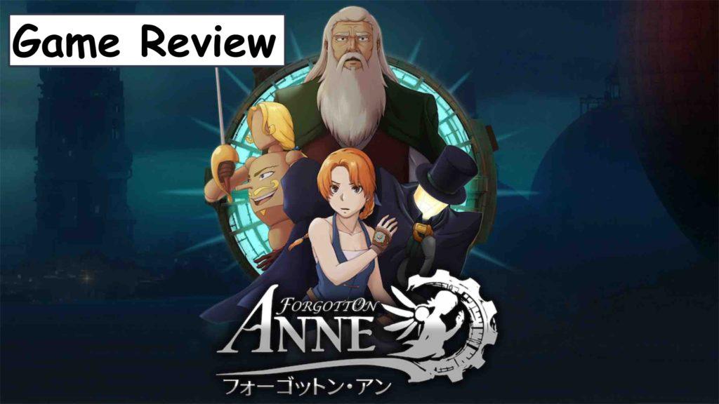 【フォーゴットン・アン】評価/レビュー アニメとゲームの融合を果たした意欲的なインディー作品