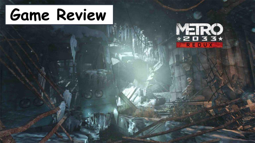【Metro Redux】評価/レビュー 退廃的な世界を旅するメトロシリーズ入門に最適なパッケージ