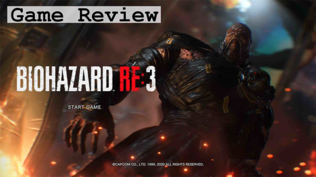【BIOHAZARD RE:3】評価/レビュー PS4トップレベルのグラフィックで描かれるRE:2に匹敵する圧倒的完成度のリメイク作